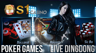 Poker Games / Live Dingdong