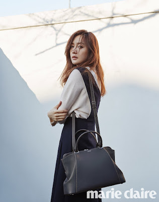 Sung Yuri - Marie Claire Magazine February Issue 2016