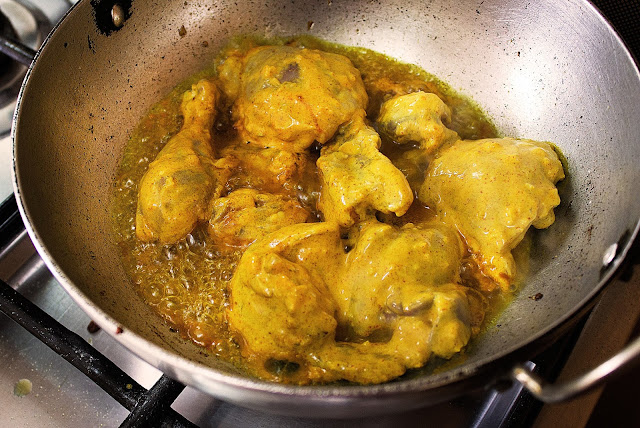 dak bangla chicken recipe with step by step pictures