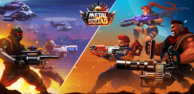 Metal Squad (MOD, Coin/Ammo,Bomb,HP,bullet) Apk for Android