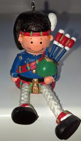 шотландский сувенир