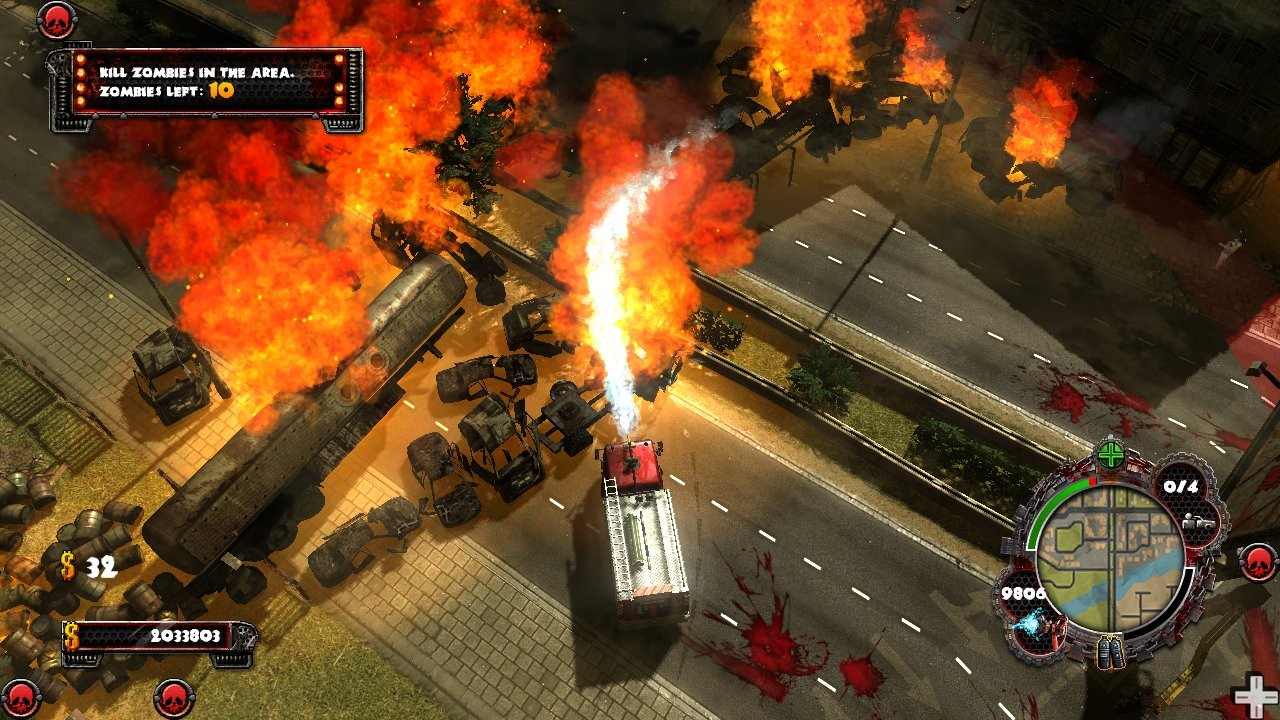 Zombie Driver Hd Game Free Download