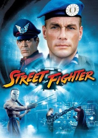 Poster Of Street Fighter 1994 In Hindi Bluray 720P Free Download