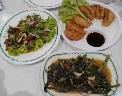 pengalaman makan  enak  Chinatown Bangkok