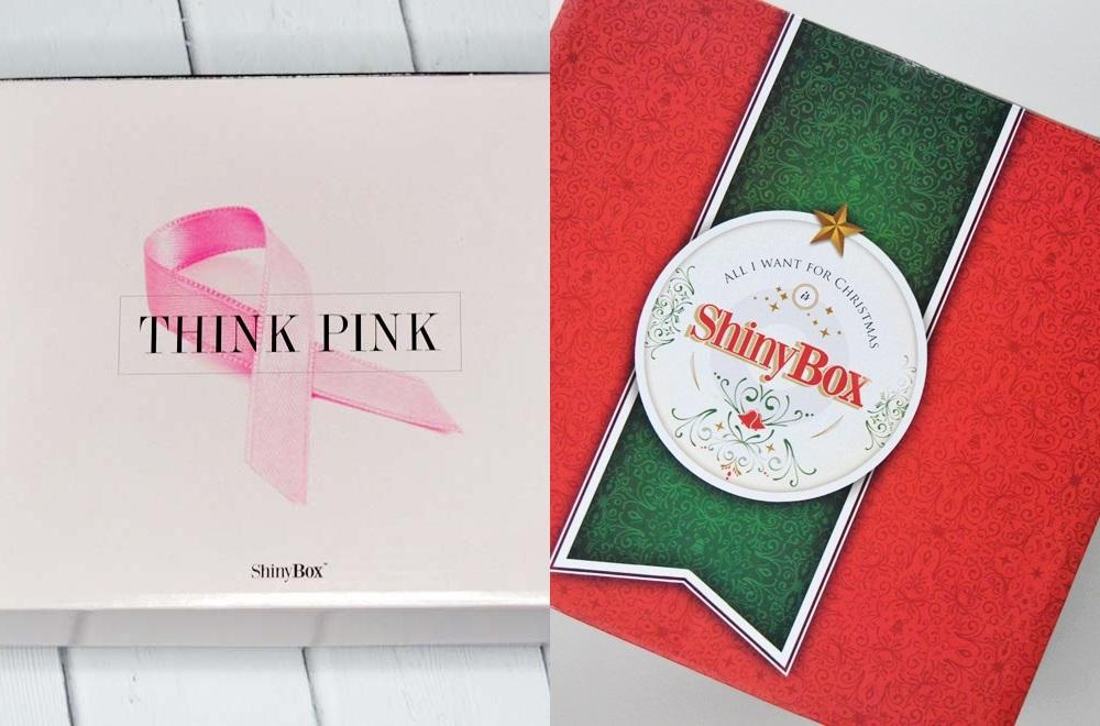 Shinybox - Think Pink & Inspired By U.R.O.K., Październik 2017