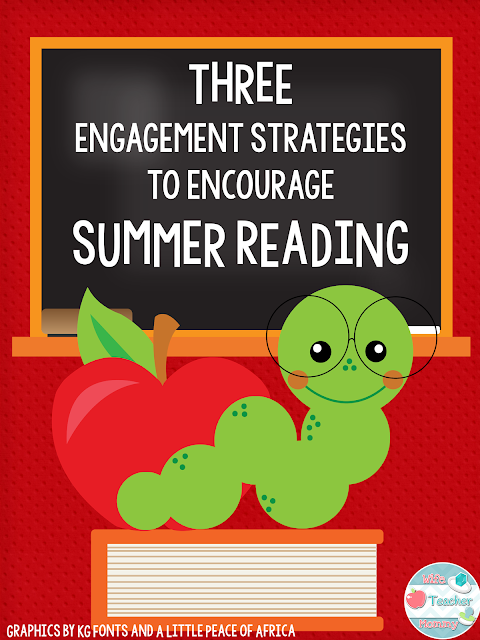 3 Engagement Strategies to Encourage Summer Reading