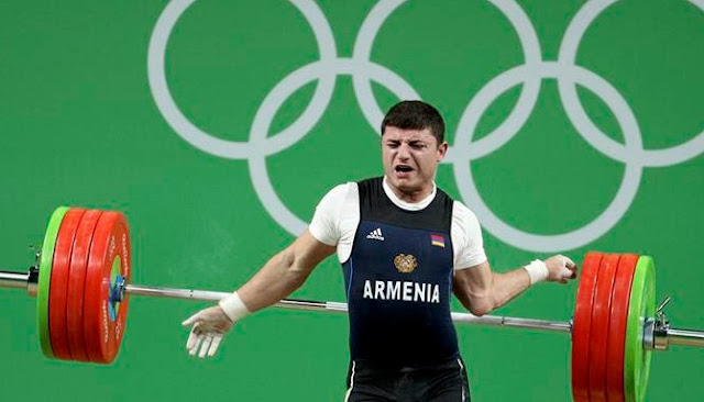 Berikut Empat Kisah Atlet Yang Alami Cedera Di Ajang Olimpiade Rio 2016