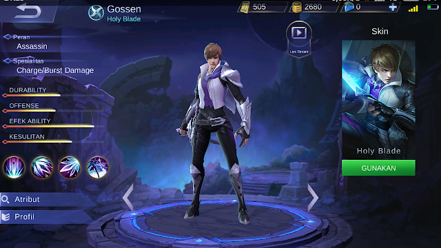 Bane Revamp dan Assassin Baru, Ini Dia Update Terbaru Advanced Server Mobile Legends