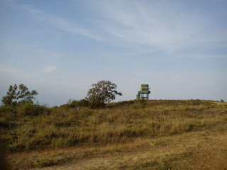 Kuthiraivetti view point watch tower