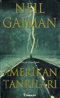 Neil Gaiman - Amerikan Tanrıları