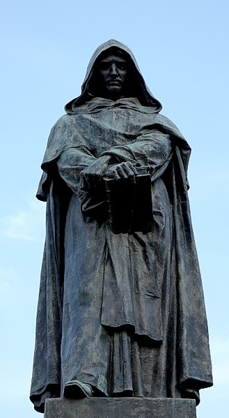 Giordano Bruno bi dao chua buc hai