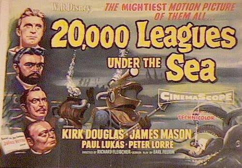 Resultado de imagen de 20000 leguas de viaje submarino ned land