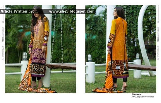 Spring Dresses by Firdous