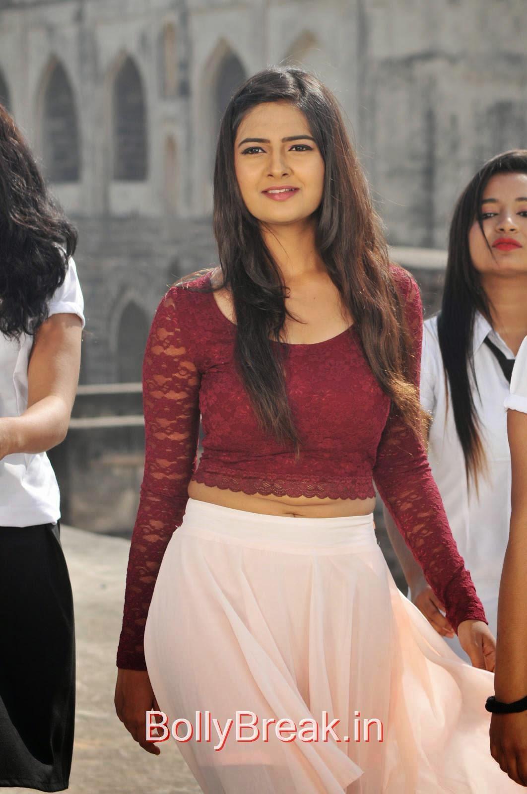 Neha Deshpande Pics, Actress Neha Deshpande Hot HD Stills from The Bells Movie