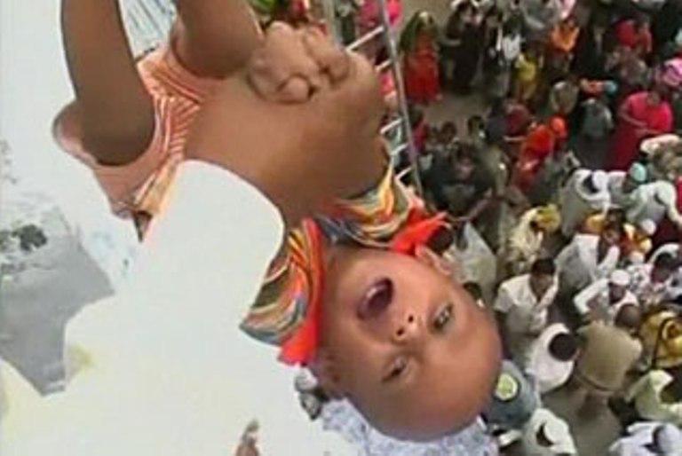Tossing Babies Culture