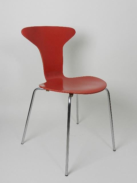 Zig Zag Arne Jacobsen Quot Mosquito Quot Chair Sold