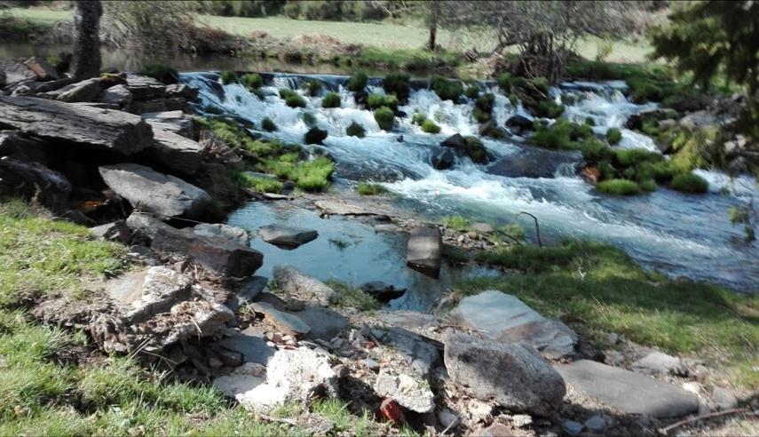Zona Fluvial Com o Rio Mondego