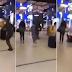 Νέα σοκαριστική επίθεση - Άνδρας κλωτσά γυναίκα στην Ολλανδία - ΒΙΝΤΕΟ