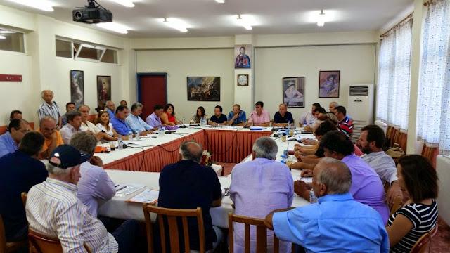 """Συζήτηση και λήψη απόφασης Δημοτικού Συμβουλίου Ερμιονίδας για το Πρόγραμμα """"ΚΛΕΙΣΘΕΝΗΣ Ι"""""""