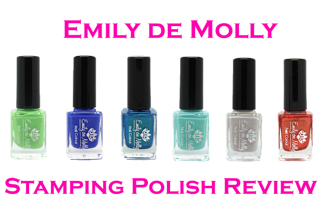 Lacquer Lockdown - Emily de Molly, stamping polish, stamping polish review, nail art stamping blog, stamping polish comparisons, stamping polish swatches, nail art, stamping, indie brand stamping polish, good stamping polish, polish for nail art stamping, polish for stamping, stamped nails, diy nail art