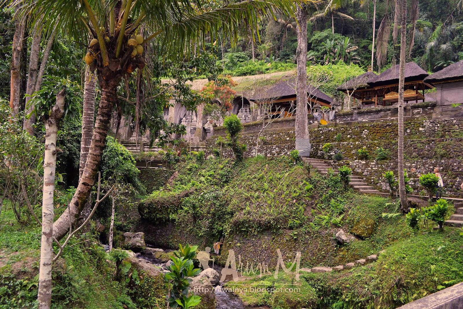 Indonesia Sungguh Indah Pura Candi Gunung Kawi Lembah Para Raja