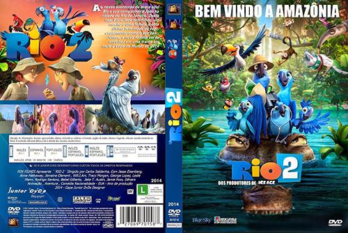 Rio 2 Torrent - BluRay Rip