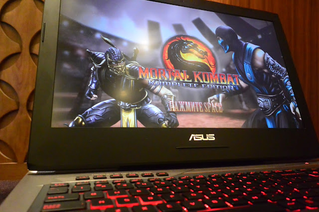 10 Game Super Berat Yang Lancar Dimainkan di ASUS ROG G752VS