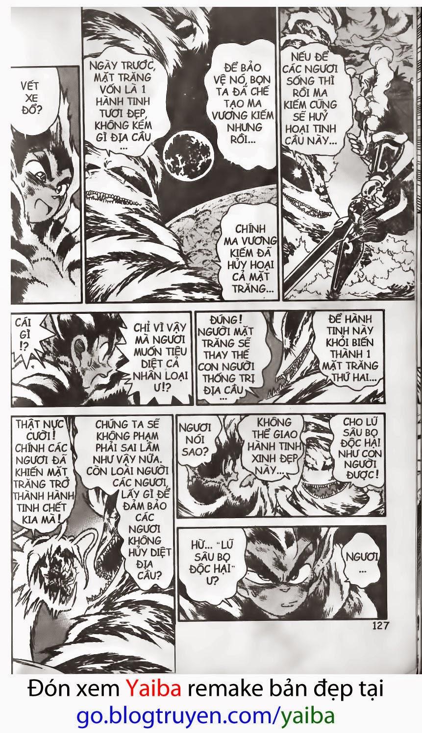 Yaiba chap 162 trang 9