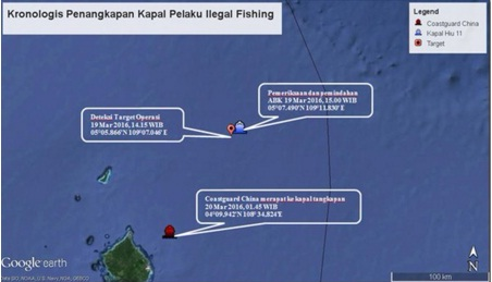 Arogansi Cina dan Kronologis Lengkap Insiden KP Hiu 11 di Perairan Natuna Indonesia