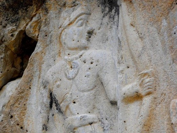 The Truth of 6000-year-old Lord Rama and Hanuman carvings in Silemania, Iraq