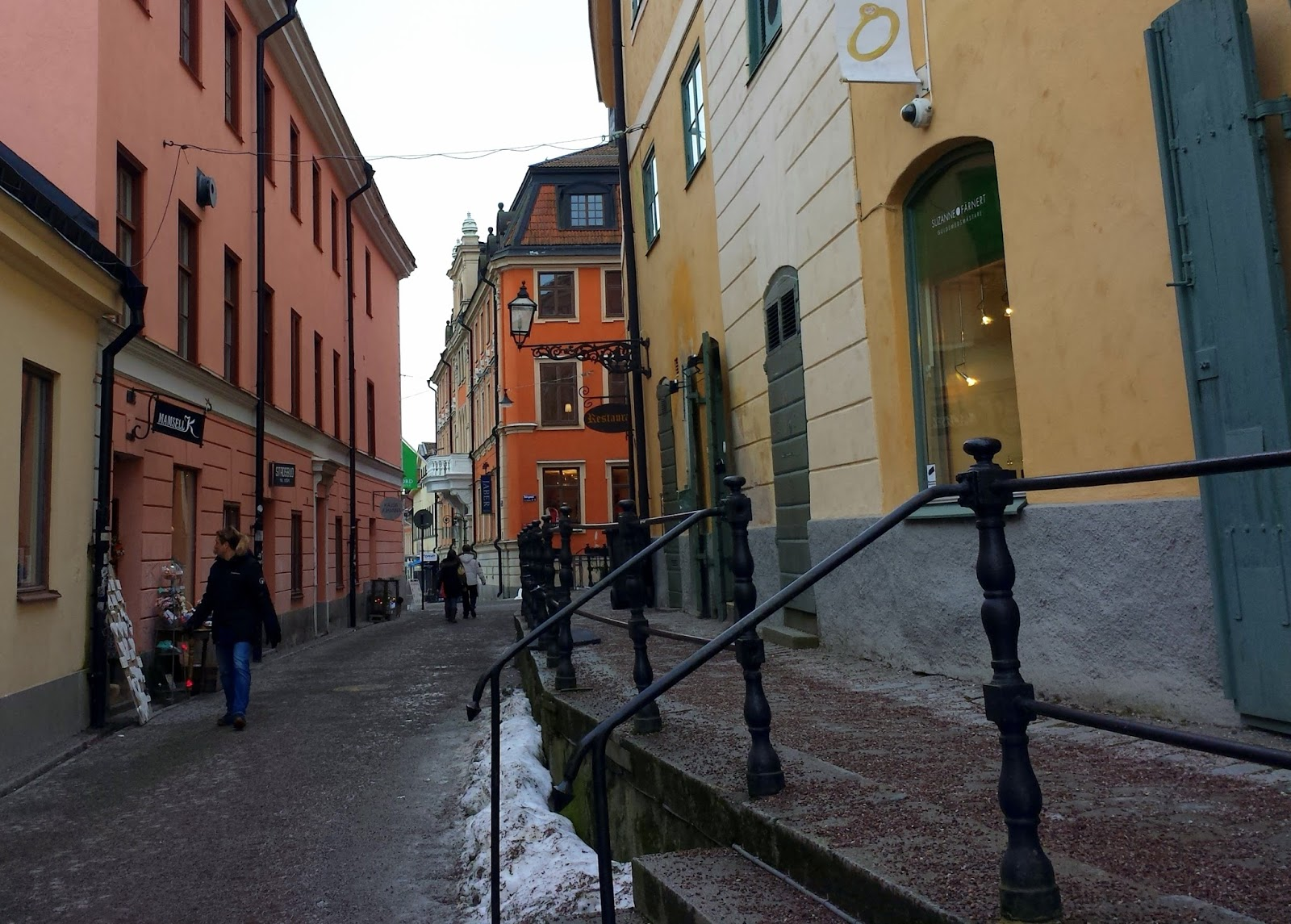 Uppsala streets  |  An afternoon in Uppsala on afeathery*nest  |  http://afeatherynest.com