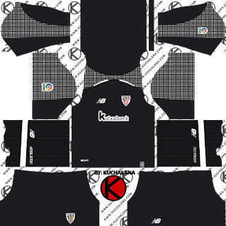 Athletic Bilbao 2018/19 Kit - Dream League Soccer Kits