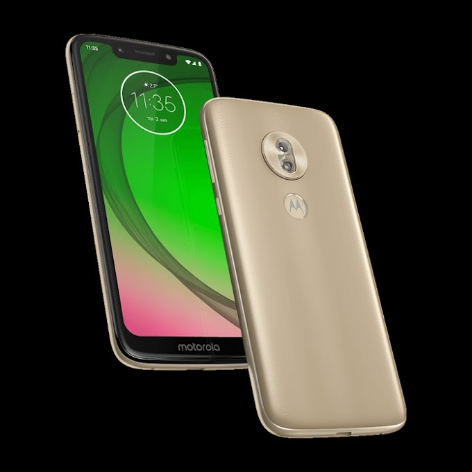 Moto G7 Play Leaks Images, Specs, Features, Price