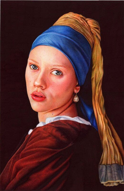 05-Girl-with-a-Pearl-Earring-Samuel-Silva-www-designstack-co