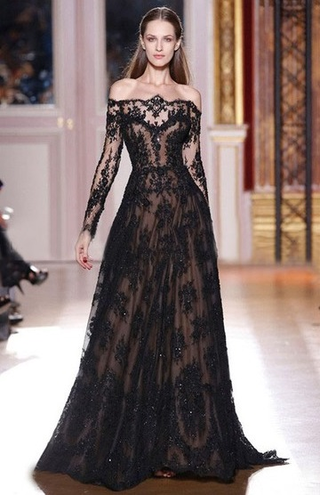 http://www.dressfashion.co.uk/product/off-the-shoulder-black-lace-beading-a-line-long-sleeve-prom-dress-02016983-9834.html?utm_source=minipost&utm_medium=1174&utm_campaign=blog