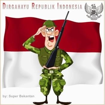 Kumpulan Gambar Kemerdekaan Indonesia 17 Agustus 1945