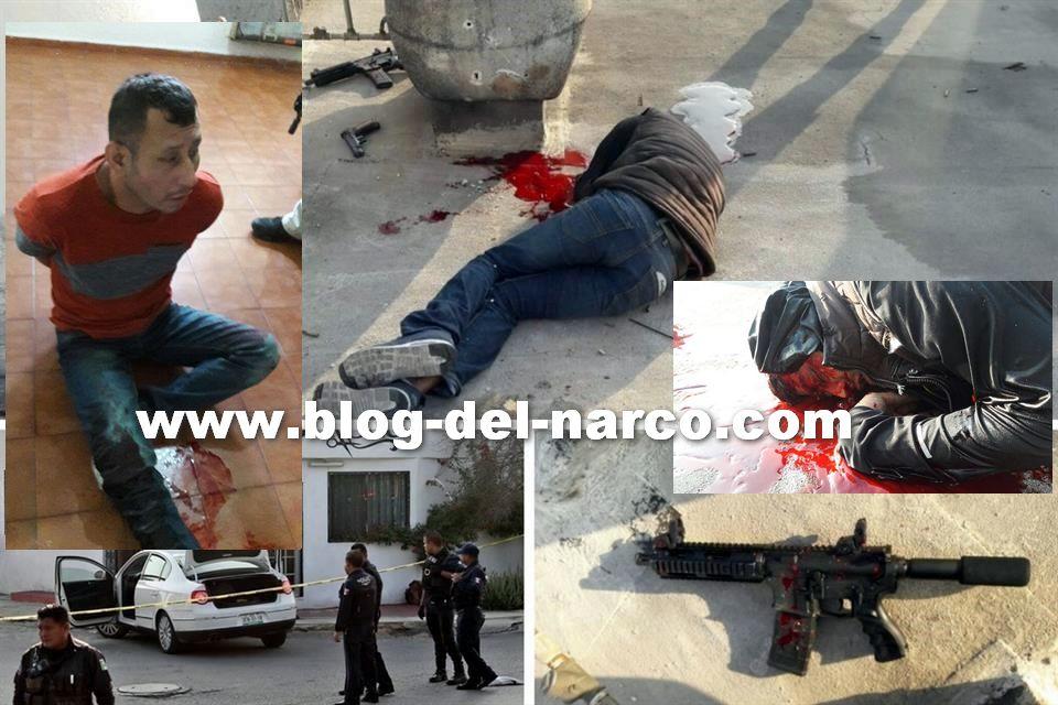Fotografías; Abaten a jefe Zeta de la Vieja Escuela tras balacera con la policía en Monterrey