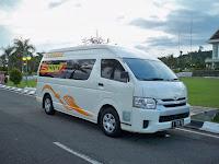 Jadwal Sunjaya Travel Balikpapan - Bontang PP