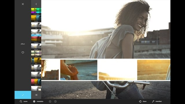 Autodesk Pixlr foto editor windows