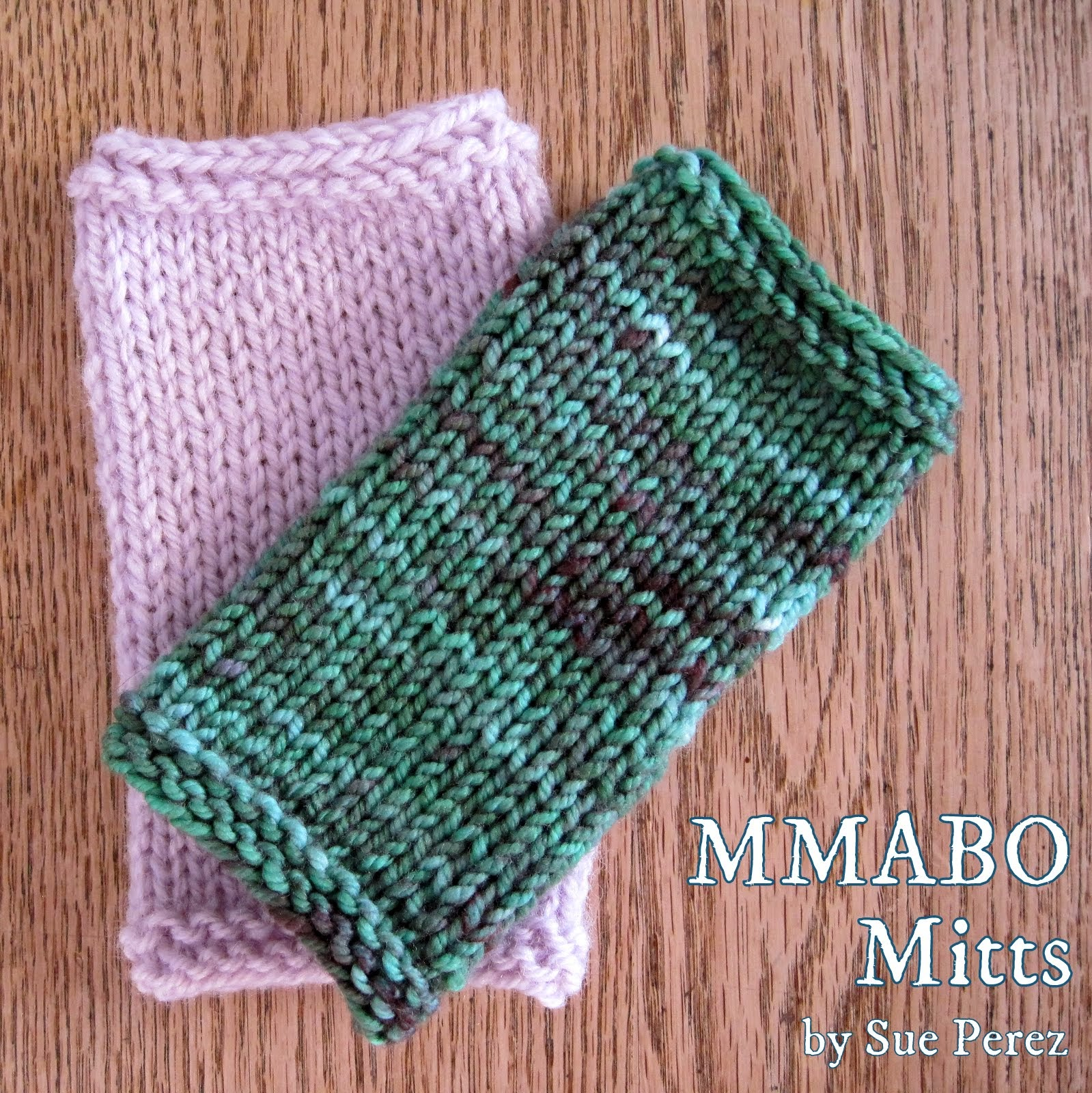 Mr. Micawber's Recipe For Happiness: MMABO Mitt