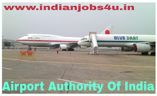 Airport Authority Of India Careers  2018  | AAI Career Job Openings In India | AAI Recruitment