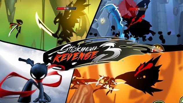 Stickman Revenge 3 mod hack