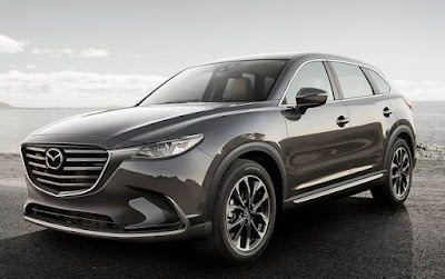2016 Mazda CX-9 examen et performances pictures