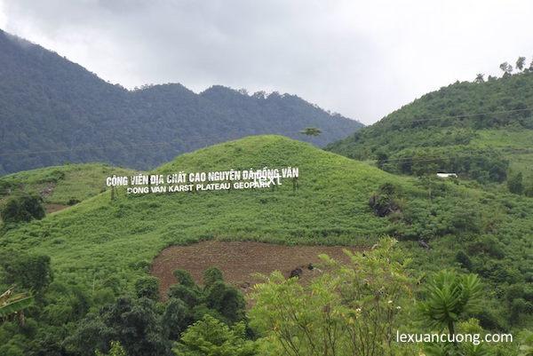 Công viên địa chất Cao Nguyên Đá Đồng Văn.