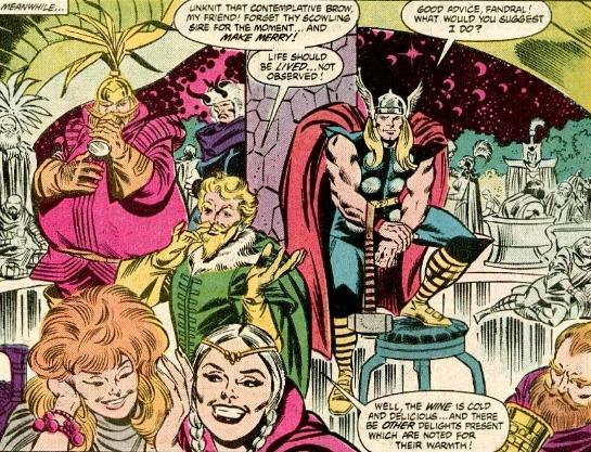 Thor 404 Asgard