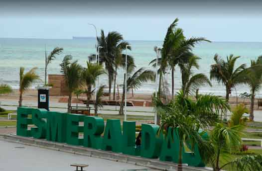 Terminal terrestre Esmeraldas
