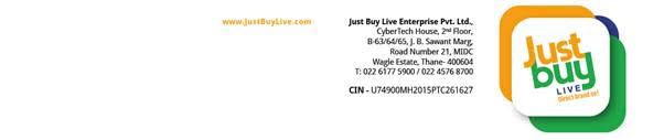 Just Buy Live becomes India's largest distributor with 2500+ marquee brands