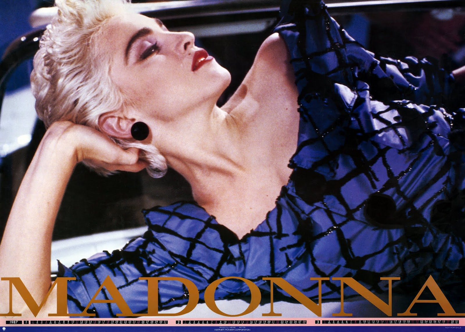 Madonna On The Cover Of A Magazine Otcoam Rare Madonna Photos Best