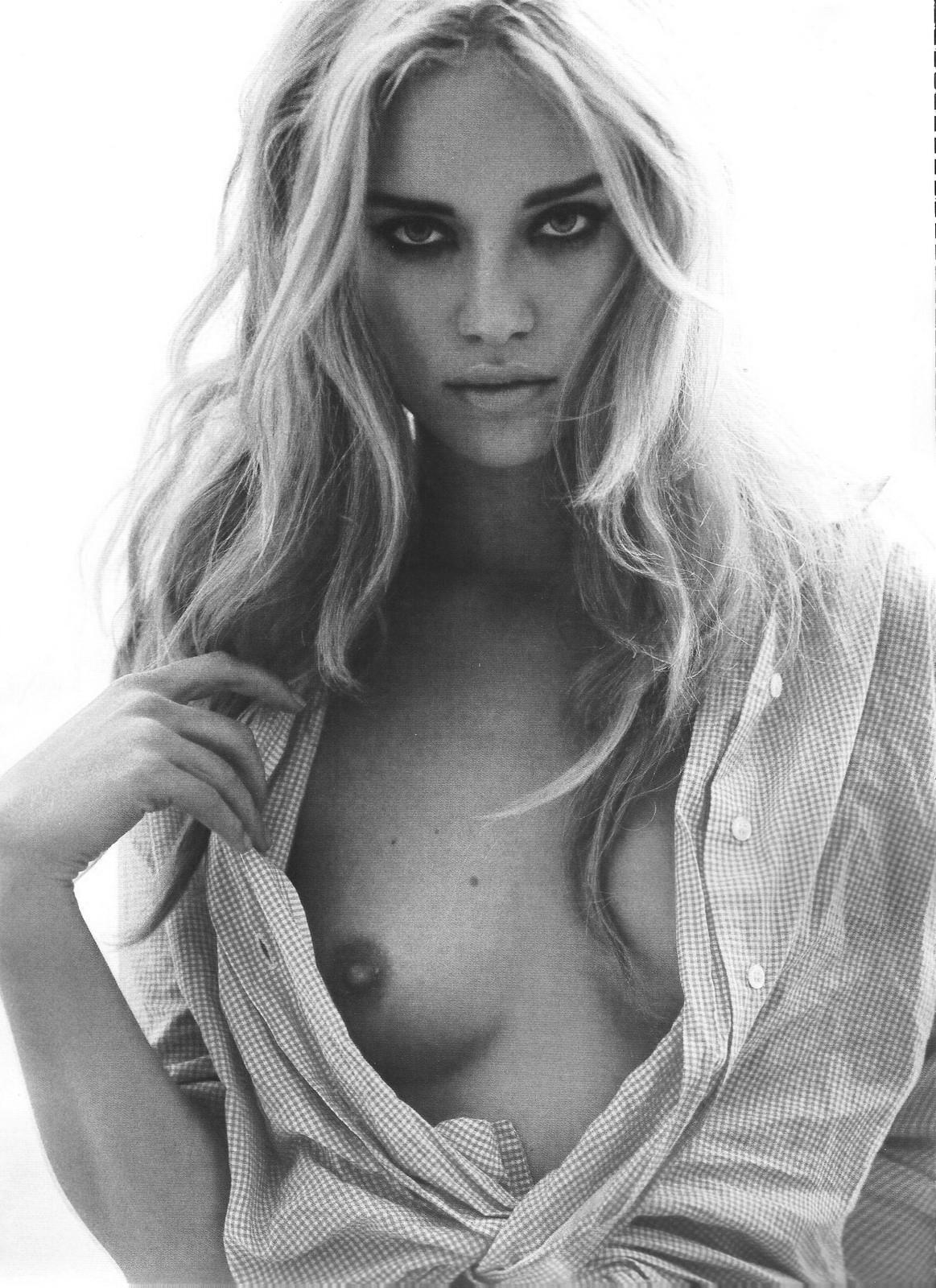 Nackt Anna Selezneva  Model: Anna