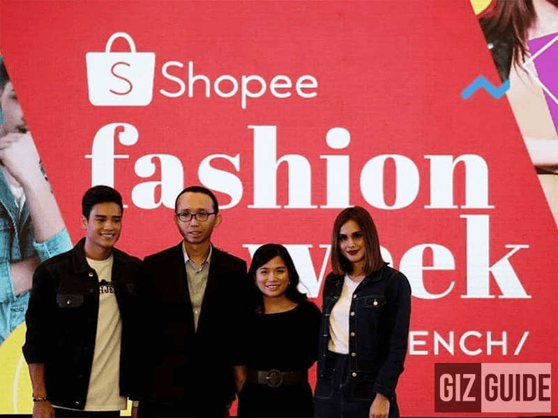 Bench is now in Shopee Mall!